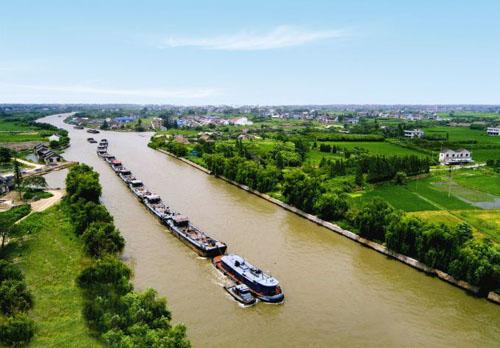 великий китайский канал фото