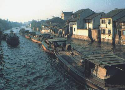 великий канал китай
