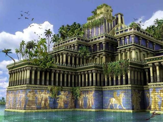 Вавилон висячие сады семирамиды реферат 6854