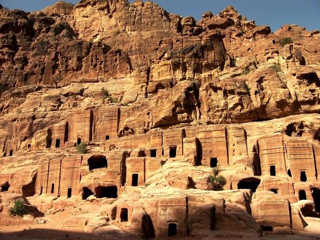 фото город петра в иордании