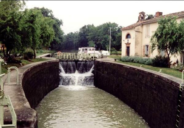 лангедокский канал фото