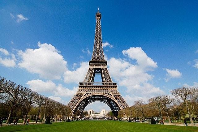 Эйфелева башня мини доклад 6478