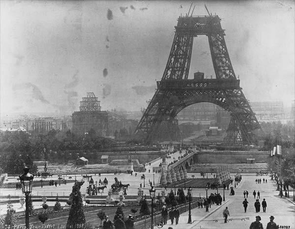 Доклад о истории парижа 1393
